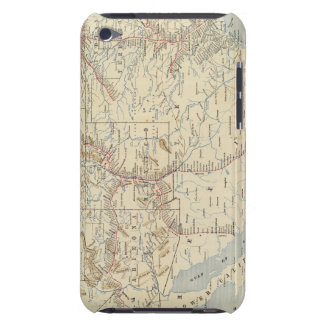 Sante Fe Route, California iPod Touch Cover