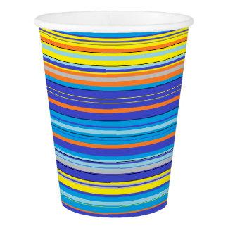 Sante fe stripes paper cup