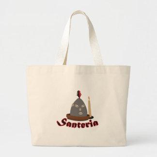 Santeria Jumbo Tote Bag