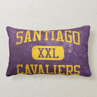 Santiago Cavaliers Athletics Pillow