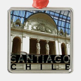 Santiago Christmas Ornament