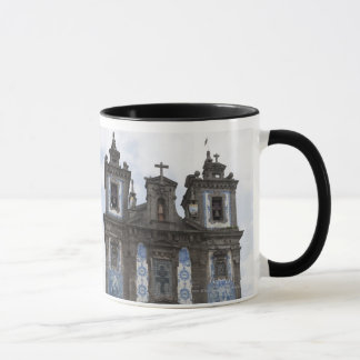 Santo Ildenfonso Church With Tile Panels Mug