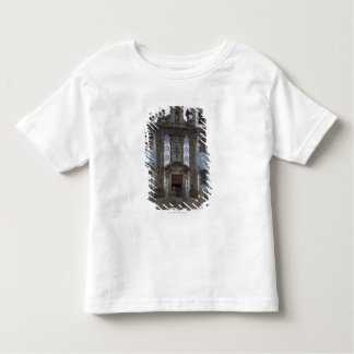 Santo Ildenfonso Church With Tile Panels Toddler T-Shirt