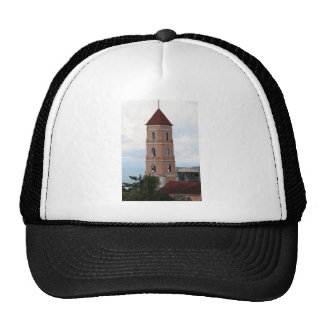 Santo Niño Church Tacloban City Mesh Hat