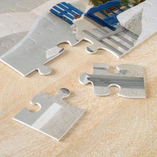 Santorini 1 puzzle