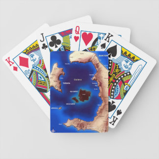 santorini-caldera-map jpg playing cards
