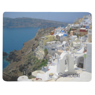 Santorini Greece 2014 2015 calendar Journal