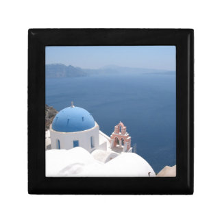 Santorini Greece Gift Box