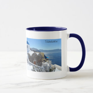 Santorini, Greece Mug
