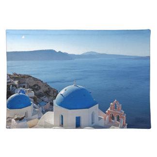 Santorini, Greece Placemat