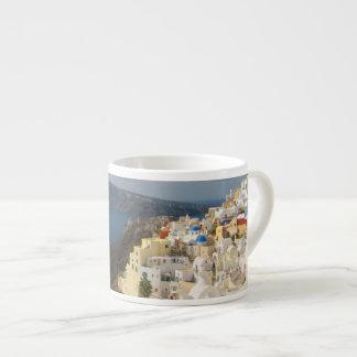 Santorini in the Afternoon Sun Espresso Cup