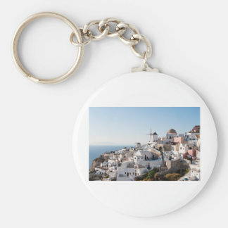 Santorini Key Ring