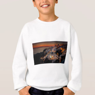 Santorini Sunset, Greece Sweatshirt
