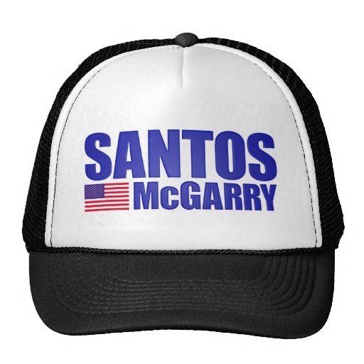 Santos McGarry Mesh Hat