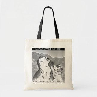 Santuario de Osos Iznachi - Bolso Canvas Bag