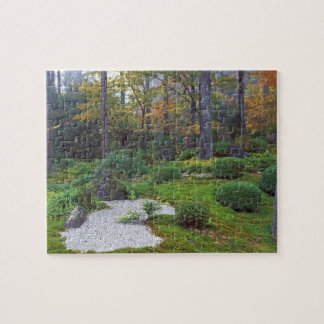 Sanzen-in Temple, Ohara, Kyoto, Japan 2 Jigsaw Puzzle