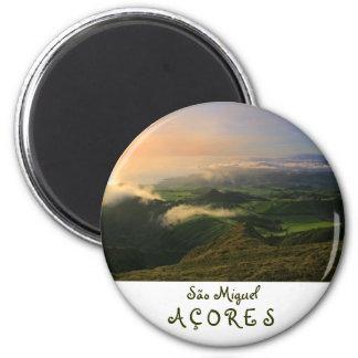 Sao Miguel, Azores Magnet