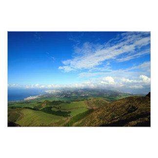Sao Miguel island Azores Photographic Print