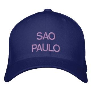 Sao Paulo Cap Embroidered Baseball Caps