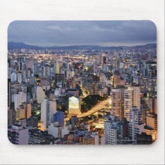 Sao Paulo Cityscape 2 Mouse Mat