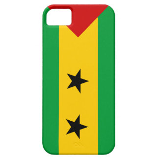 sao tome and principe country flag nation symbol iPhone 5 cover
