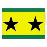Sao Tome and Principe Greeting Cards