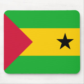 sao tome and principe mouse pad