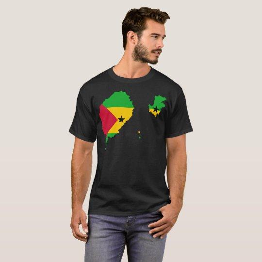 Sao Tome And Principe Nation T-Shirt