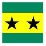 Sao Tome and Principe Photo Cutouts