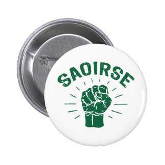 Saoirse 6 Cm Round Badge