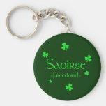 Saoirse! Key Chain