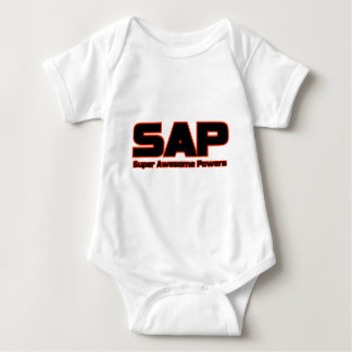 SAP - Super Awesome Powers Baby Bodysuit