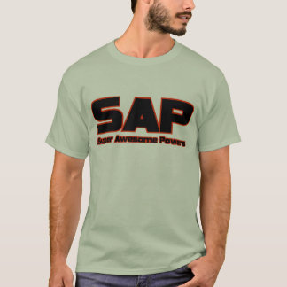 SAP - Super Awesome Powers T-Shirt