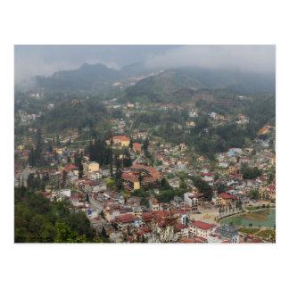SAPA view Postcard
