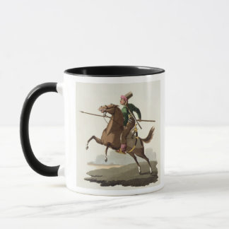 Saphir, from 'Costumes of the Various Nations', Vo Mug