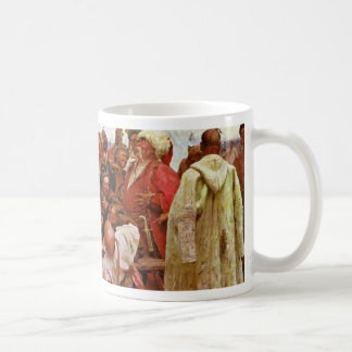 Saporoschzen Write A Letter To The Turkish Sultan Basic White Mug