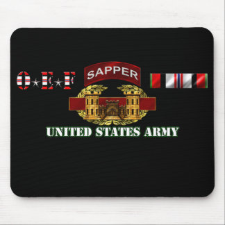 SAPPER OEF MOUSE PAD