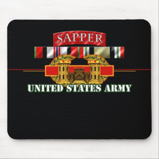 SAPPER OEF OIF MOUSE MAT