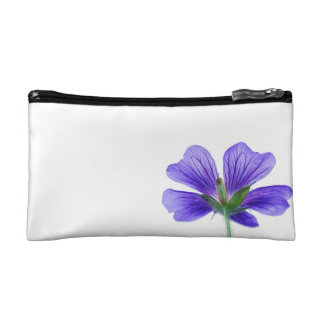 Sapphic Pride Cosmetics Bag (Violet) Makeup Bag
