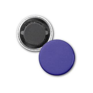Sapphire 3 Cm Round Magnet