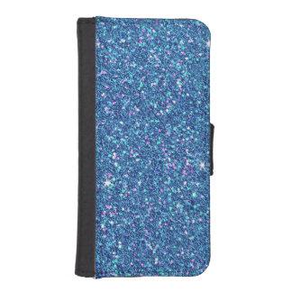 Sapphire Blue Glitter Effect Sparkle