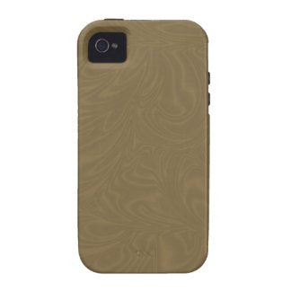 Sapphire Brown iPhone 4/4S Cases
