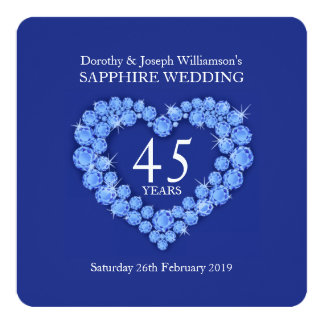 Wedding Gift 45 Years : 45th Wedding Anniversary Gifts - T-Shirts, Art, Posters & Other Gift ...
