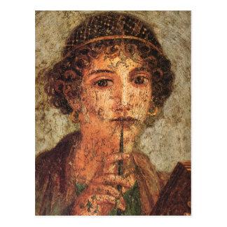 Sappho Postcard