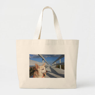 Sappy Goes To Sea! Canvas Bag