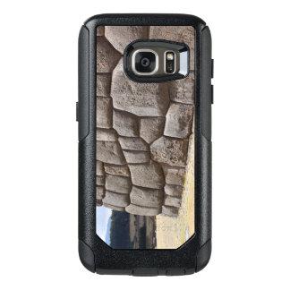 Saqsaywaman Snake Pictogram OtterBox Samsung Galaxy S7 Case