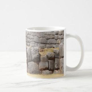 Saqsaywaman Unreasoning Fear of the Ancient Past Coffee Mug
