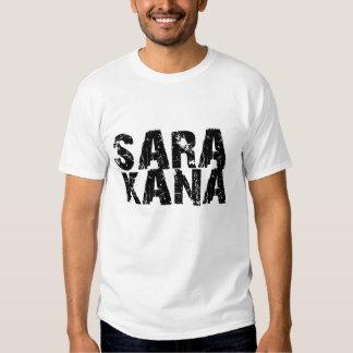 SARA KANA MIXTAPE SHIRT