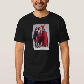 Sara, Lucille, DeManda T-shirts