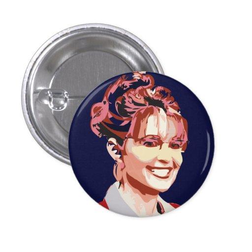 Sara Palin in 2012 Button